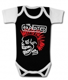 Body bebé THE EXPLOITED PAINT BBC