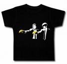 Camiseta PULP FICTION BANANA BANKSY BC