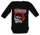 Body bebé THE EXPLOITED PAINT BL