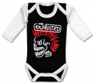 Body bebé THE EXPLOITED PAINT BBL