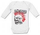 Body bebé THE EXPLOITED PAINT WL