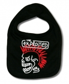 Babero THE EXPLOITED PAINT B.