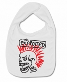 Babero THE EXPLOITED PAINT W.