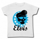 Camiseta ELVIS SKULL WC