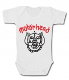 Body bebé Motörhead Baby Paint WC