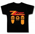 Camiseta ZZ TOP BAND BC
