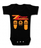 Body bebé ZZ TOP BAND BC