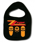 Babero ZZ TOP BAND B.