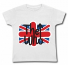 Camiseta THE WHO PAINT WC