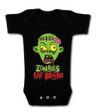 Body bebé ZOMBIES EAT BRAINS BC
