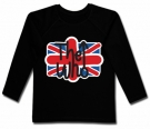 Camiseta THE WHO PAINT BL