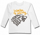 Camiseta WINTER IS COMING PAINT WL