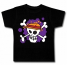 Camiseta JOLLY ROGER PAINT BC