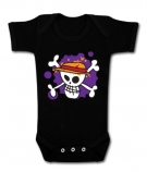 Body bebé JOLLY ROGER PAINT BC