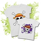 Camiseta MAMA JOLLY PAINT + CAMISETA NIÑOS JOLLY PAINT WC