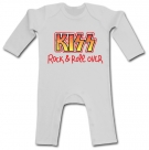 Pijama KISS PAINT (Rock & Roll Over) W.
