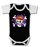 Body bebé JOLLY ROGER PAINT BBC