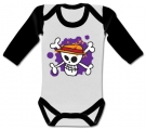 Body bebé JOLLY ROGER PAINT WWL
