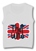 Camiseta sin mangas THE WHO PAINT TW.
