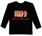 Camiseta KISS PAINT BL