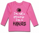 Camiseta I'M NOT A PRINCESS I'M A KHALEESI (Paint) CHL