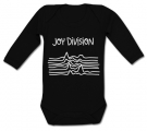 Body bebé JOY DIVISION PAINT BL