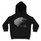 Sudadera WINTER IS COMING SILVER