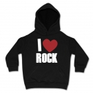 Sudadera I LOVE ROCK