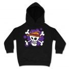 Sudadera JOLLY ROGER PAINT