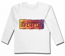 Camiseta LED ZEPPELIN COLORS PAINT WL