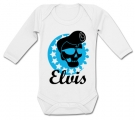 Body bebé ELVIS SKULL WL