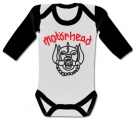 Body bebé MOTORHEAD PAINT WWL