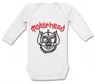 Body bebé MOTORHEAD PAINT WL