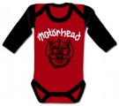 Body bebé MOTORHEAD PAINT RL