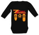 Body bebé ZZ TOP (Caras) BL