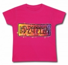 Camiseta LED ZEPPELIN PAINT FC