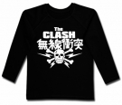 Camiseta THE CLASH JAPAN BL