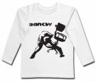 Camiseta BANKSY THE CLASH OFFICE WL