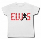 Camiseta ELVIS SILUETA WC