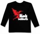 Camiseta BLACK SABBATH ROCK & ROLL BL