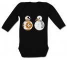 Body BB-8 FRIEND BL