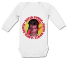 Body bebé DAVID BOWIE ROLL & ROLL WL