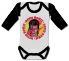 Body bebé DAVID BOWIE ROLL & ROLL WWL