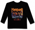 Camiseta MANOWAR FIGHING THE WORLD BL