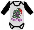 Body bebé DEEP PURPLE DRAGÓN (Paint) WWL