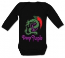 Body bebé DEEP PURPLE DRAGÓN (Paint) BL