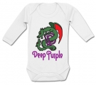 Body bebé DEEP PURPLE DRAGÓN (Paint) WL