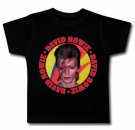 Camiseta DAVID BOWIE NEW ROLL BC