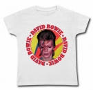 Camiseta DAVID BOWIE NEW ROLL WC