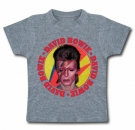 Camiseta DAVID BOWIE NEW ROLL GC